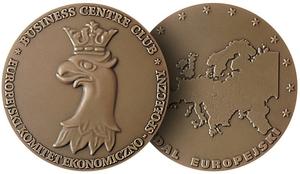 Médaille Européenne